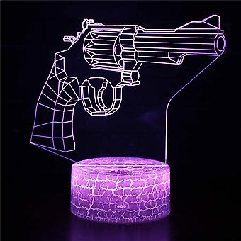 3D Touch Light Night 7 LED kleuren afstandsbediening - Fortnite #275