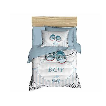 Digital Printed 3d Baby Bed Sheet Sets