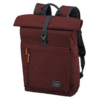 Travelite Basics Rollup Sac à dos 60 cm, Rouge