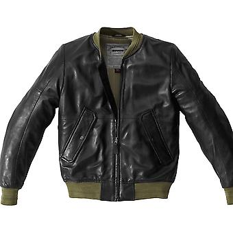 Spidi GB Super Jacket Black Green 38 (48) [p182-494]