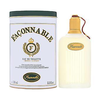 Faconnable by faconnable for men 3.3 oz eau de toilette spray