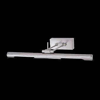 Moderne foto lamp satin 2 licht, G9