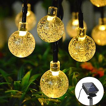 Waterproof Holiday Lights Urban Balcony Stairs Exterior Decoration Tree Garden