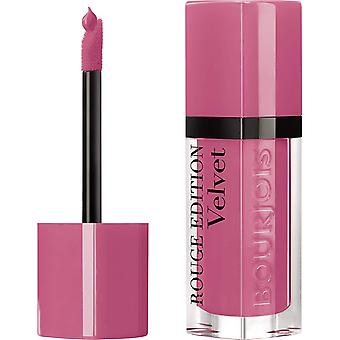 Bourjois Rouge Edition Velvet Liquid Lipstick - So Hap'pink 11