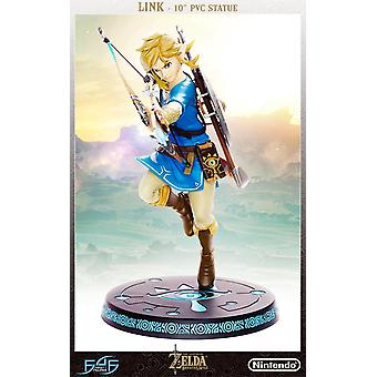 The Legend of Zelda Breath of the Wild PVC Statue Link Collector's Edition 25cm