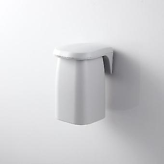 Bathroom Magnetic Suction Mouthwash Cup Wall-mounted Plastic