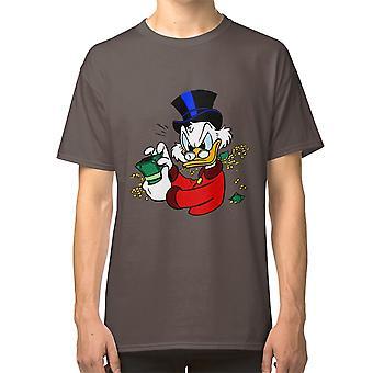 Scrooge Mcduck T-paita Dagobert