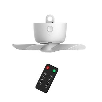 Usb Rechargeable Remote Control Timing 4 Gears Ceiling Fan