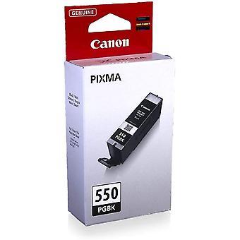 Canon 6496B001 (550 PGBK) Cartuccia d'inchiostro nera, 300 pagine, 15ml