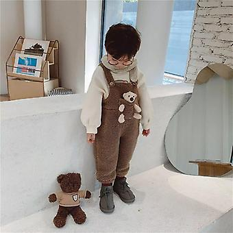 Jumpsuit Overalls Kids Trousers Pants