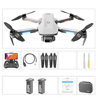 F8 Gps Drone 4k Dual Camera 5km Pitkän matkan Harjaton 30mins 5g Wifi Fpv