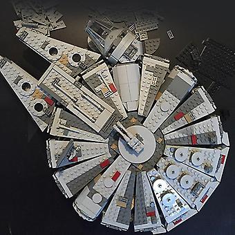 Millennium Eclipse -luokan tähtihaukka, tiehävittäjämalli, sotien rakennuspalikat,