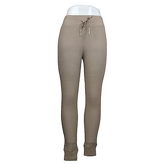 Koolaburra By UGG Women's Pajama Pants Cozy Thermal Jogger Green A386480