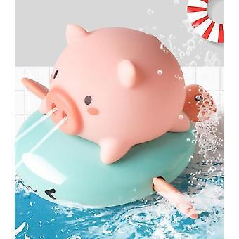 Söpö ihana kylpy, sika / kilpikonna pallo pelata