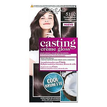 Permanent Dye Casting Creme Gloss L'Oréal Paris 510 Mocha