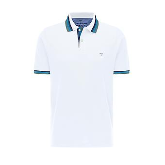 Fynch-Hatton Fynch-hatton Polo Shirt White