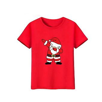 Joulu Perhe T-paita, Ihana Äiti Isä Lasten vaatteet