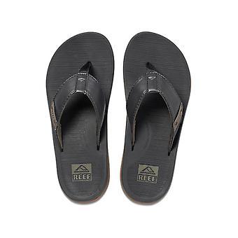 Reef Mens Water Friendly Sandals  ~ Santa Ana black