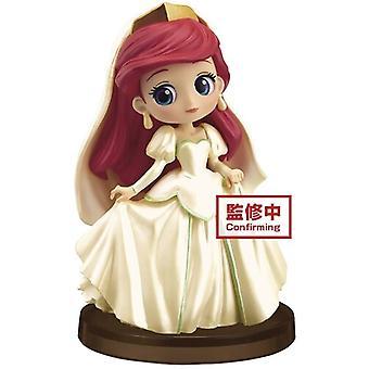 Disney Girls Festival Ariel Q Posket Petit Figure USA import