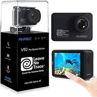 FengChun Action Cam 4K/60fps WiFi Sport Kamera 20MP, 39m Unterwasserkamera Touchscreen EIS