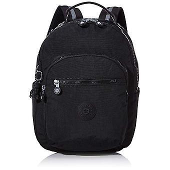 Kipling SEOUL S Casual Backpack, 35 cm, 14 Liters, Black (Black Noir)