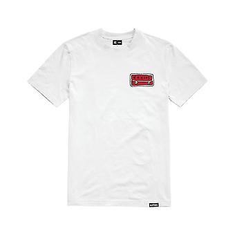 Etnies Frontside Short Sleeve T-Shirt in White