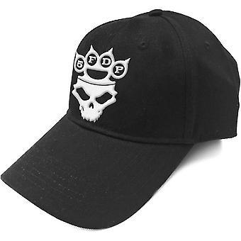 Five Finger Death Punch - Logo Men's Baseball Cap - Black