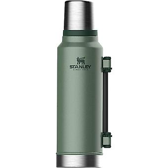 Stanley Classic Vacuum Bottle 1.4L - Hammertone Vert