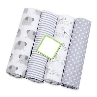 new a7 4pcs newborn baby bed sheet bedding set sm17960