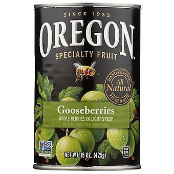 Oregon Stachelbeere, Gehäuse von 8 X 15 Oz