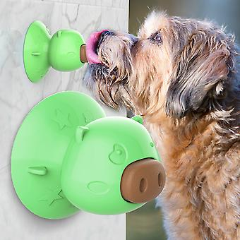 Slow Treater  Mat For Dogs – Suctions To The Wall Or Floor For Anxiety-free Pet Bathing, Grooming