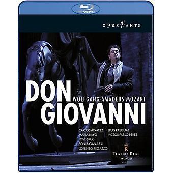 W.a. Mozart - Don Giovanni [BLU-RAY] USA import