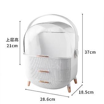 Mode Stor kapacitet Kosmetisk förvaringslåda