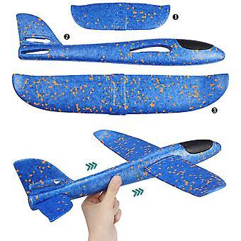 """3 Pack Flugzeug Spielzeug, 14.57 """"Schaum segelflugzeug, manuelles Werfen, Spaß herausfordernd, Modellflugzeug"""