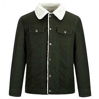 Men's Autumn And Winter Loose Short Casual Jacket
