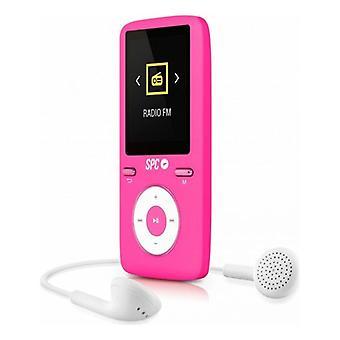 MP4 Player SPC 8488P Pink 8 GB