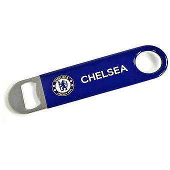 Chelsea Stainless Steel Bottle Opener Fridge Magnet