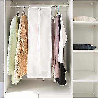 Clothes Hanging Garment Cover Garment Bag Breathable In Closet Cabinet