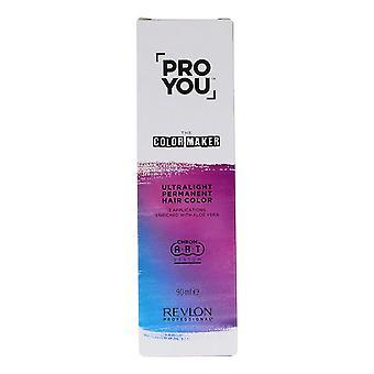 Permanent Dye Pro You Le Color Maker Revlon Nº 12.10/ul-an