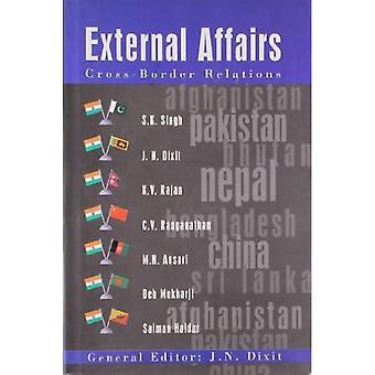 External Affairs: Cross Border Relations