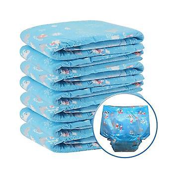 Baby Diaper Avant Cute Print Elastic Waist Pampers