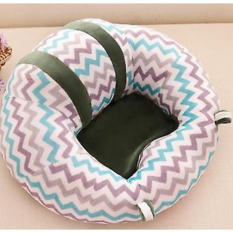 baby lenestol bønnepose på mykt sete pute støtte sofa pute-1