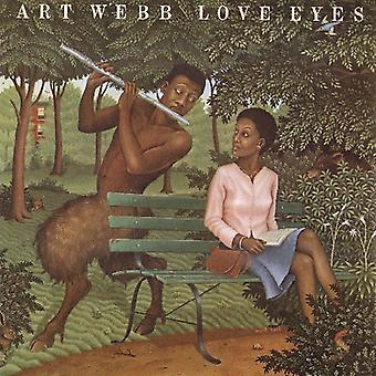 Art Webb - Love Eyes [CD] USA import