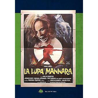 Legend of the Wolf Woman [DVD] USA import