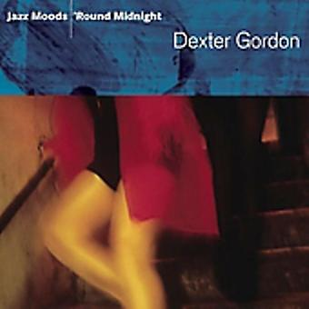 Dexter Gordon - Jazz Moods-ronde [CD] USA import