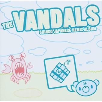 Vandals - Japanese Remix Album [CD] USA import
