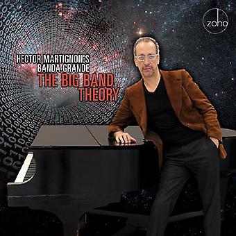 Martignon, Hector / Banda Grande - Big Band Theory [CD] USA import