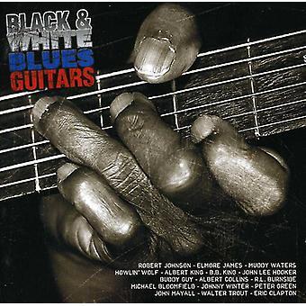 Preto e branco Blues Guitars - importação EUA de preto e branco guitarras de Blues [CD]