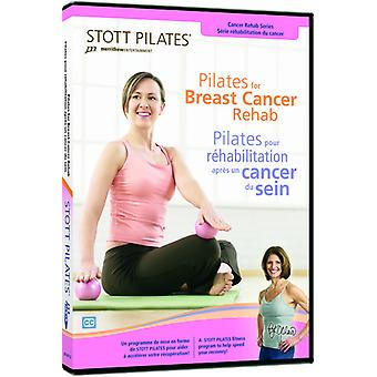 Pilates for Breast Cancer Rehab (Eng/Fre) [DVD] USA import