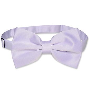 Vesuvio Napoli BOWTIE Solid Men's Bow Tie for Tuxedo Suit